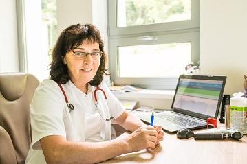 Hermina Dolinar Krese dr. med.